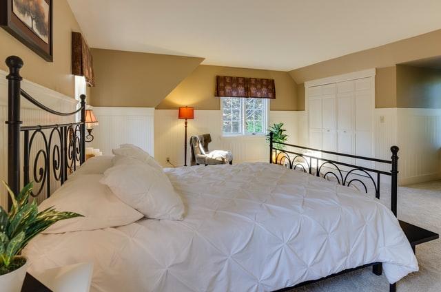 Łóżko do sypialni, łóżko, stelaż łóżka, sypialnia
