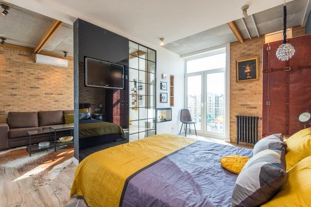 sypialnia, projekt sypialni, aranżacja sypialni, projekt wnętrz, sypialnia galeria, inspiracja, wnętrze, wyposażenie sypialni, wyposażenie