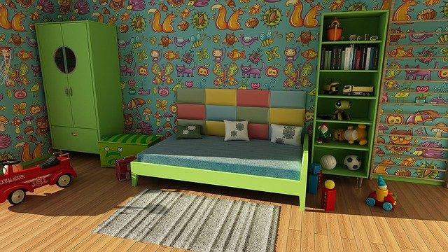 Tapeta ścienna, tapeta na ścianę, tapeta dla dziecka, tapeta dziecięca, pokój dziecięcy, wzory tapet