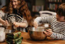 Książki kucharskie dla dzieci, książki kucharskie, przepisy dla dzieci